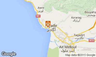 Mapa Agadir Apartamento 87875