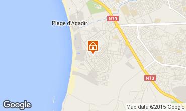 Mapa Agadir Villa 26355
