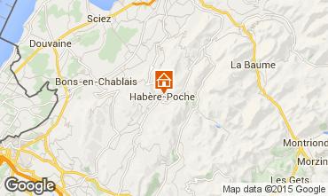 Mapa Les Hab�res Estudio 57545