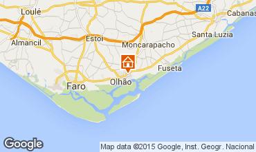 Mapa Olhão Apartamento 89473