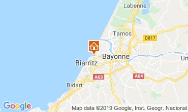 Mapa Anglet Casa 95254