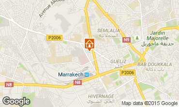 Mapa Marruecos Apartamento 28067