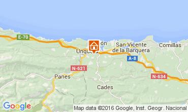 Mapa  Casa rural 88686