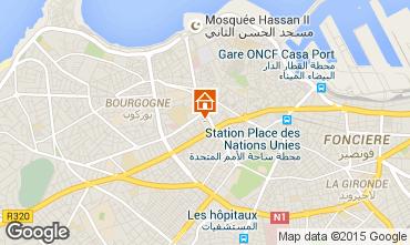 Mapa Casablanca Apartamento 83261