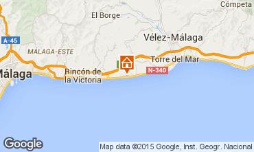 Mapa V�lez M�laga Villa 59335