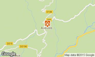Mapa Aussois Apartamento 392