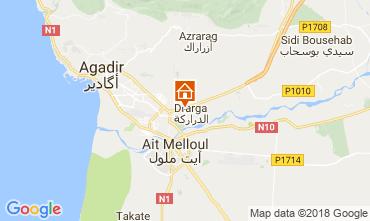 Mapa Agadir Apartamento 113962
