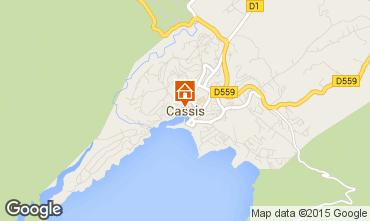 Mapa Cassis Apartamento 89957