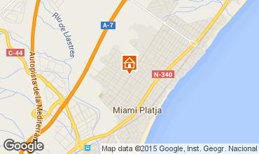 Mapa Miami Playa Villa 97298