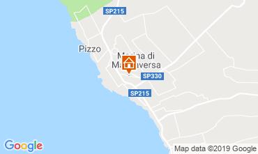 Mapa Gallipoli Apartamento 118511