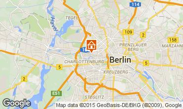Mapa Berl�n Apartamento 67337