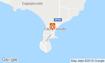 Mapa Isola di Capo Rizzuto Apartamento 29262