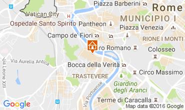 Mapa Roma Apartamento 107041