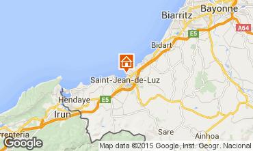 Mapa San Juan de Luz Estudio 20172