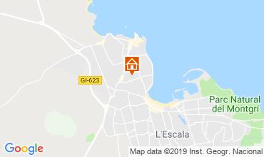 Mapa La Escala Apartamento 24682