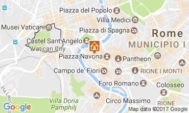 Mapa Roma Apartamento 109742