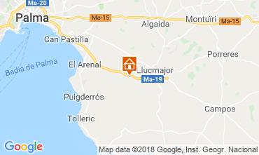 Mapa Campos Chalet 117310