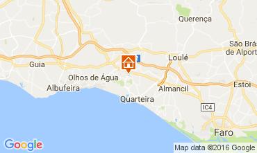 Mapa Vilamoura Villa 73005