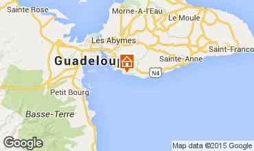 Mapa Gosier (Guadalupe) Estudio 82219