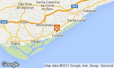 Mapa Tavira Apartamento 58475