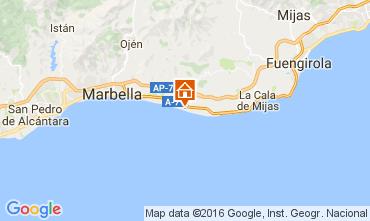 Mapa Marbella Apartamento 66196