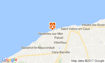 Mapa Saint Valéry en Caux Casa 80886