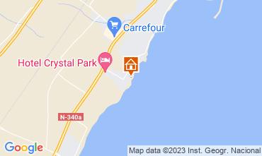 Mapa Vinaroz Apartamento 103046