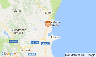 Mapa Lotzorai Apartamento 111747