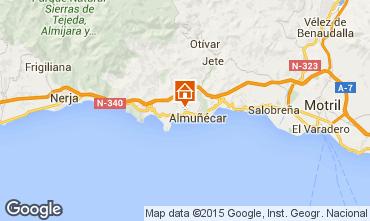 Mapa Almuñecar Apartamento 9618