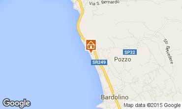 Mapa Bardolino Apartamento 23270