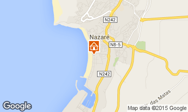 Mapa Nazar� Apartamento 68029