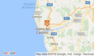 Mapa Viana Do castelo Apartamento 21585