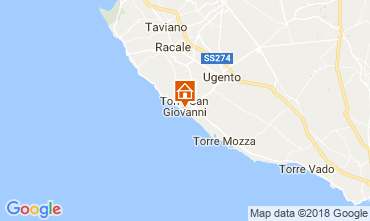 Mapa Ugento - Torre San Giovanni Casa 77313