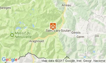 Mapa Saint Lary Soulan Estudio 39992