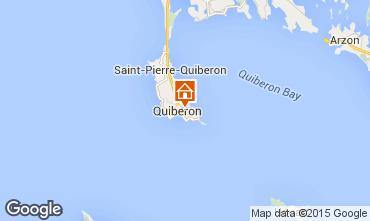 Mapa Quiberon Apartamento 31206